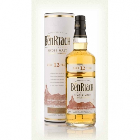 Whisky Malte Benriach 12 Anos
