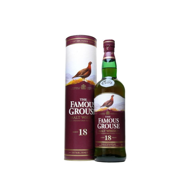 how to drink famous grouse
