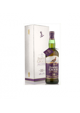 Whisky Malte Famous Grouse 30 Anos