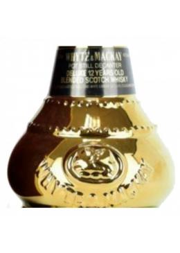 Whisky Whyte & Mackay 12 Anos – Pot Still Decanter