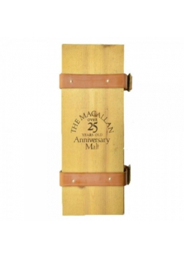 Whisky The Macallan 1972 – 1998, 25 Anos Aniversário