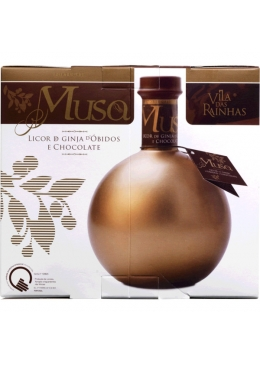 Musa Licor de Ginja Com Chocolate