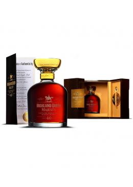 Whisky Highland Queen 40 Years Old Limited Edition