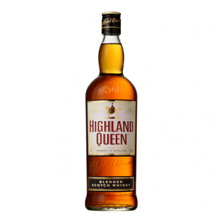 Whisky Highland Queen Scotch Blended