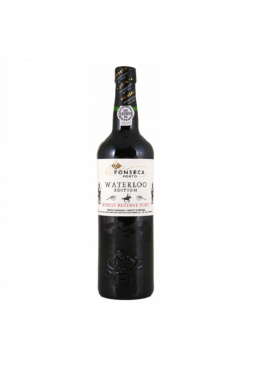 Vinho do Porto Fonseca Waterloo Edition