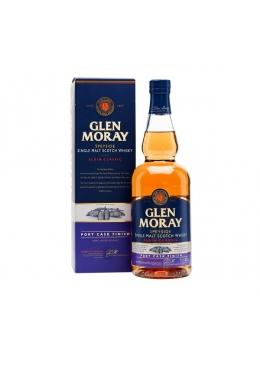 Whisky Malte Glen Moray Port Cask Finish