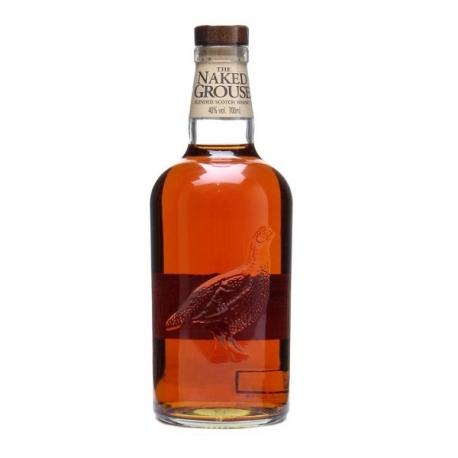 Whisky Famous Grouse Nacked
