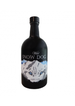Gin Wild Snow Dog 70CL