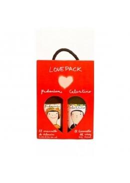Licor Arancelo Federica & Celestino Love Pack