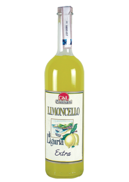 Licor Limoncello di Liguria...
