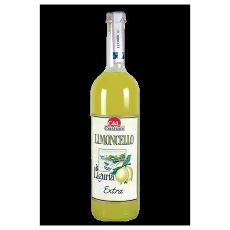Liqueur Limoncello di Liguria Extra