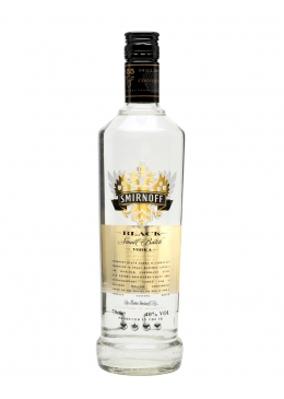 Vodka Smirnoff Black 70Cl