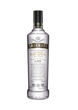 Vodka Smirnoff Vodka Black Pot Stil 1 LT