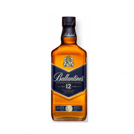 Whisky Ballantines 12 Anos 70CL