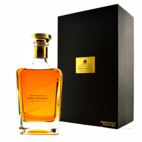 Whisky Johnnie Walker King George V