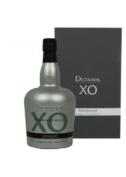 Dictador XO Insolent Solera System Rum - VOL.40% - 70CL