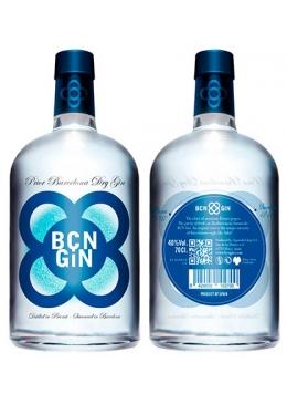 BCN - Prior Barcelona Dry Gin - vol. 40% - 70cl