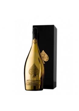Champanhe Armand de Brignac Brut Gold - Jerobam - 300cl