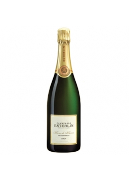 Champagne Esterlin Blanc de Blancs - 75cl