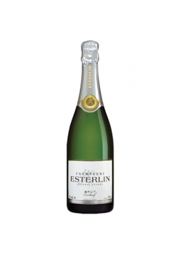 Champagne Esterlin Brut Exclusif - 75cl