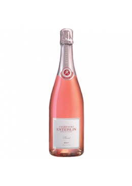 Champagne Esterlin Rosé - 75cl
