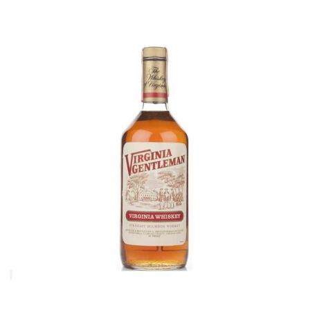 Whisky Bourbon Virginia Gentleman-WHISKY AMÉRICA