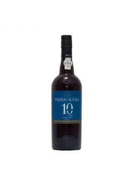 Vinho do Porto Vieira de Sousa Branco Meio Seco 10 Anos
