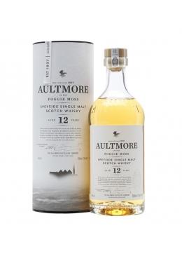 Whisky Malte Aultmore Foggie Moss 12 Anos