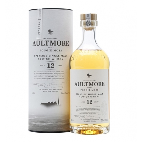 Whisky Malte Aultmore Foggie Moss 12 Anos
