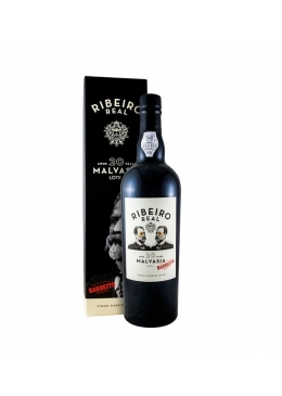 Madeira Wine Barbeito Malvasia 20 Years Old