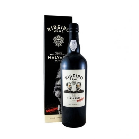 Madeira Wine Barbeito Malvasia 20 Years Old