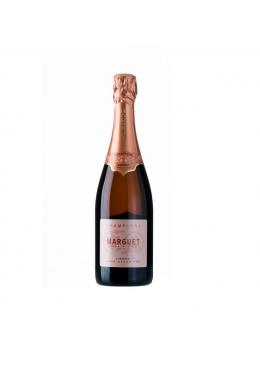Marguet Brut Rosé Grand Cru NV 75CL