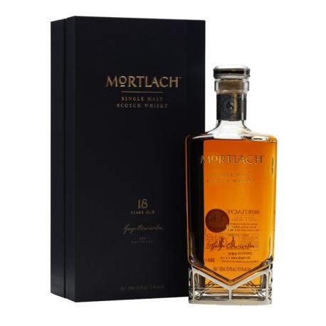 Whisky Malte Mortlach 18 Anos Com Estojo