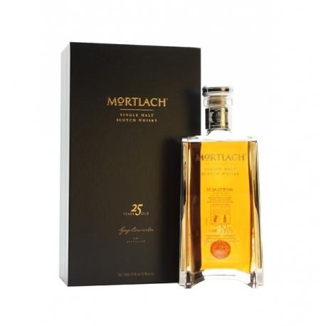 Whisky Malte Mortlach 25 Anos-MALTE