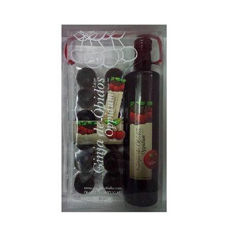 Ginja de Óbidos Oppidum Com Chocolate 50CL