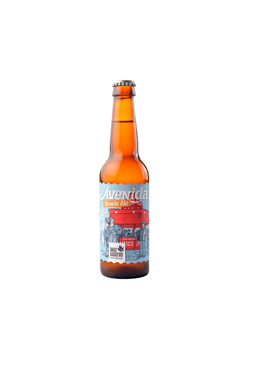 Artesanal Beer Avenida Blonde Ale 33CL
