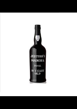 Vinho da Madeira Justino's Boal 10 Anos
