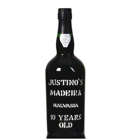 Vinho da Madeira Justino's Malvasia 10 Anos-MADEIRA 10 ANOS