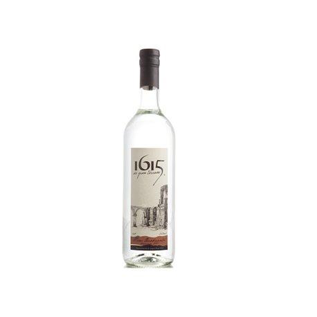 1615 PISCO - Aguardente Vinica Puro Quebranta