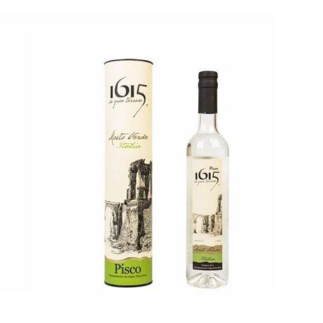 1615 PISCO - Aguardente Vinica Puro Mosto Verde Itália