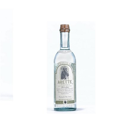 Tequila Arette Artesanal Suave Blanco