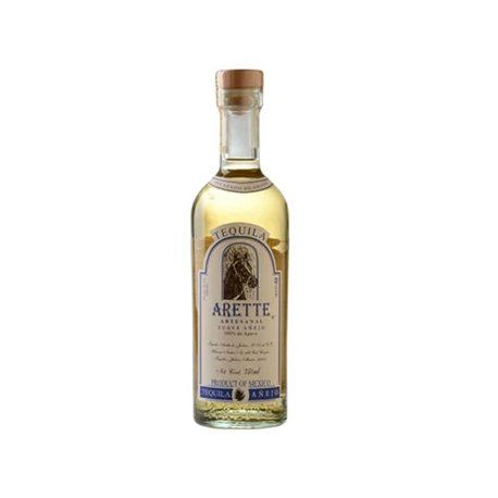 Tequila Arette Artesanal Suave Añejo