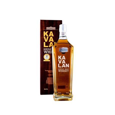 Whisky Kavalan Single Malt