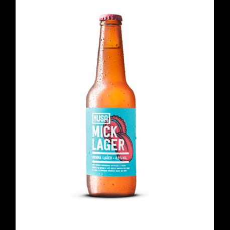 Cerveja Musa Mick Lager