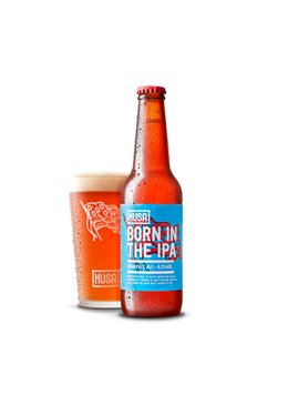Cerveja Artesanal Musa Born in the IPA