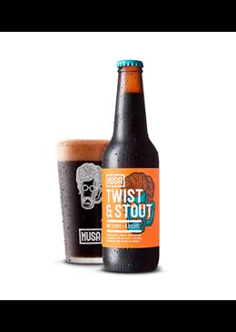 Cerveja Artesanal Musa Twist and Stout