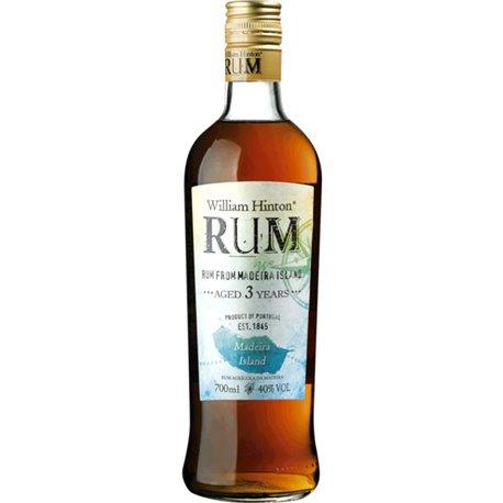 William Hinton Rum da Madeira 3 Anos