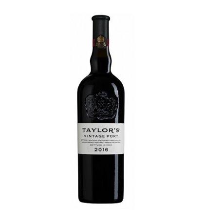 Vinho do Porto Taylor's Vintage 2016-Início