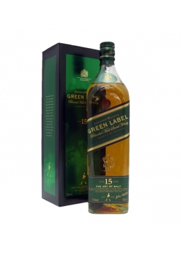 Whisky Johnnie Walker Green 15 Anos 1000CL