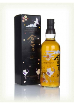 Whisky Pure Malte The Kurayoshi 18 Anos
